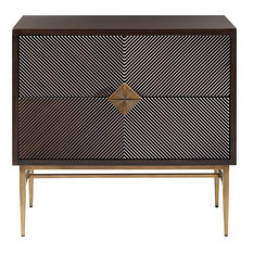Madison Park Isabel 2 Drawer Chest by Madison Park Signature
