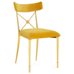 Contemporary Dining Chairs by Jonathan Adler
