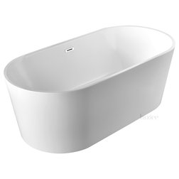 Contemporary Bathtubs by Luxier
