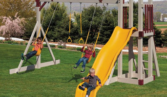 Star II (E-18) Swing Sets