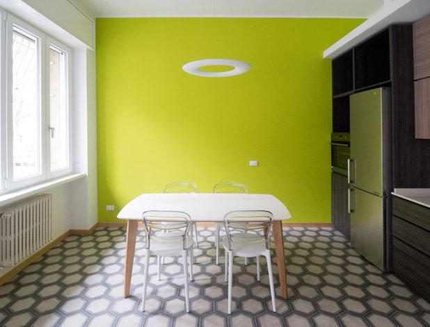 Contemporaneo  by Luigi Brenna Architetto