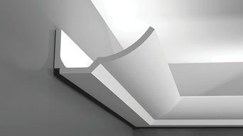 C351 Fluorescent Uplighting Coving