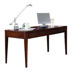 hooker furniture hooker furniture danforth executive leg desk desks and hutches