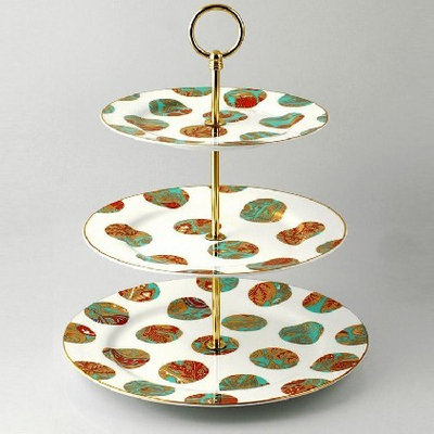 dessert and cake stands by bouf