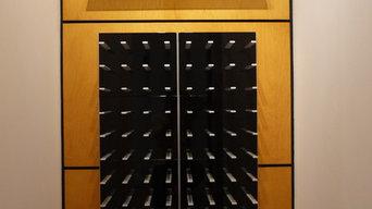 Modern Wine Racks in Western Australia