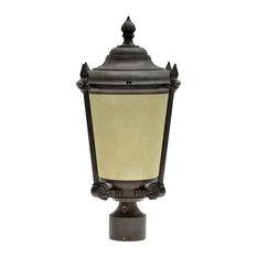 Portable Patio Lamp Post Houzz