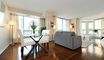Empty Condo Staging