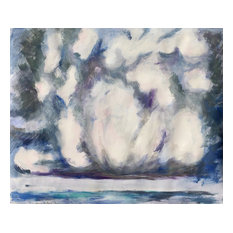 Storm Cloud Painting