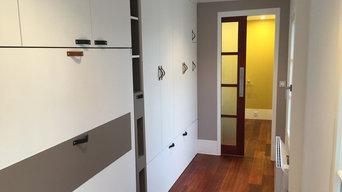 Réhabilitation d'un appartement Paris 4eme