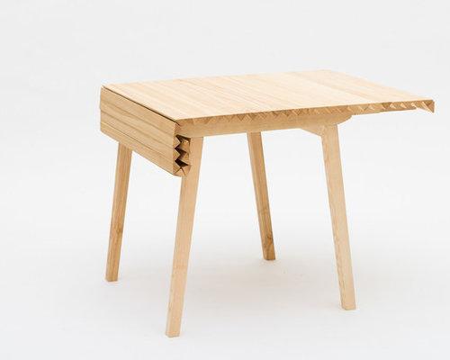 Wooden Cloth - Köks- & matsalsmöbler