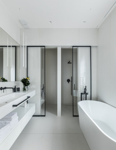 Современный Ванная комната by Special-style