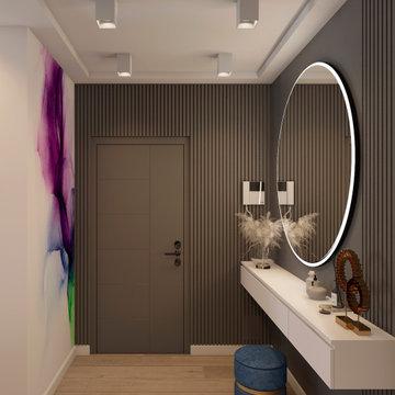 Contemporary Apartment 2021