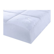 Stayclean Cotton Water and Stain Resistant Mattress Pad, King