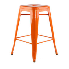 Eclectic Bar Stools And Counter Stools Houzz