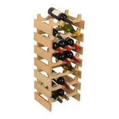 21-Bottle Wine Rack