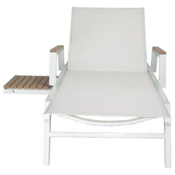 Contemporary Outdoor Chaise Lounges by Patio Heaven