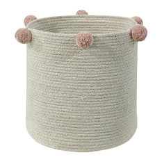 Bubbly Natural Nude Basket