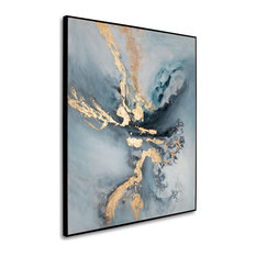 "Temptress Framed Canvas, 40"" X 2"" X 48"""