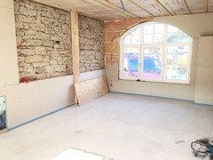 Berühmt Wie kann man eine freigelegte Bruchsteinwand versiegeln? HV59