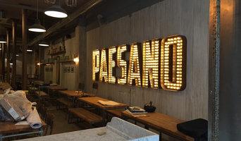 Pizza Restaurant - LED & Lightning Installation