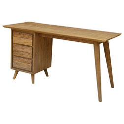 Midcentury Desks And Hutches by Chic Teak
