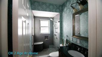 Plum Island Bathroom Shower