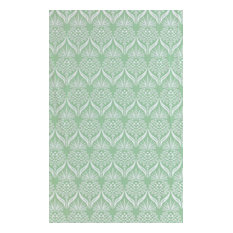 Artichoke Thistle Wallpaper, Spring Green