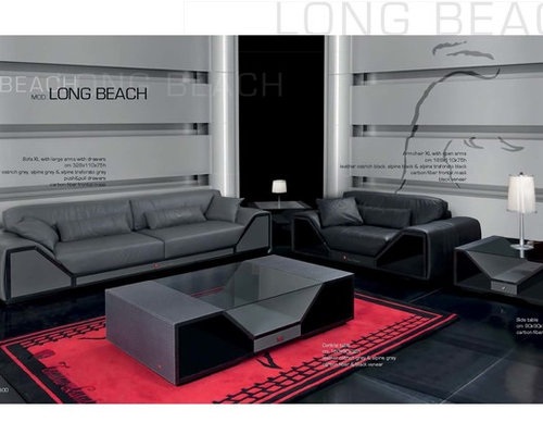 Tonino Lamborghini Furniture Collection   Sofas
