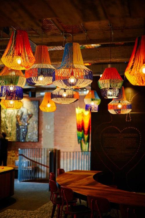 Looking For Whimsical Lighting Funky Restaurant