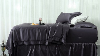 Silk Bedding for You