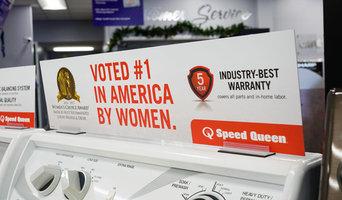 Washer/Dryer- Subzero Showroom