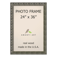 """Picture / Photo Frame 24""""x36, Barcelona Champagne, Outer Size 28""""x40"""""""