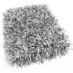 Koeckritz - 8'x12' Arctic Dawn Bling Shag Custom Rug, 68.2 oz Carpet - BLING Arctic Dawn | 68.2 Oz. Custom Shag Area Rugs and Runners