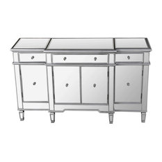 Nicolette Mirrored Sideboard