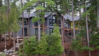 Custom Muskoka Cottages