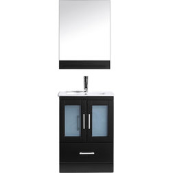 Fancy Contemporary Bathroom Vanities And Sink Consoles by Virtu Usa Inc