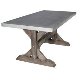Industrial Dining Tables by SDS
