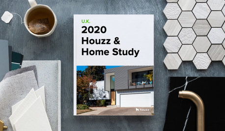 2020 UK Houzz & Home Renovation Trends Study