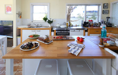 Sea Change: A Recipe Writer's Beachside Kitchen