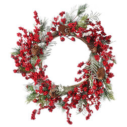 Wreaths And Garlands by Regency International