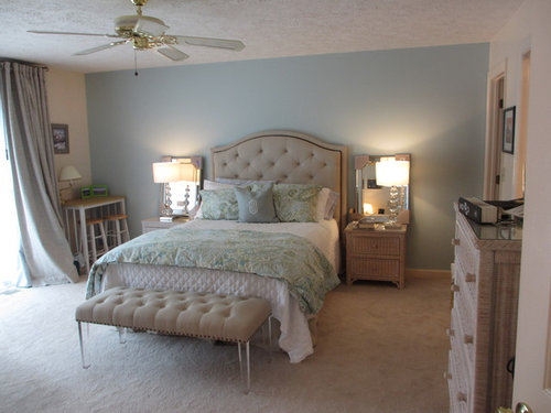 Suggestions For Things To Go Above Bed And Beside Tables
