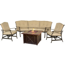 Best Traditional Outdoor Lounge Sets by Almo Fulfillment Services
