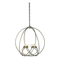 "Hubbardton Forge (103307) Orb 22.5"" Chandelier"