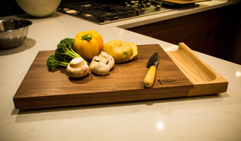 Gearr - Chopping Board and detachable Tray
