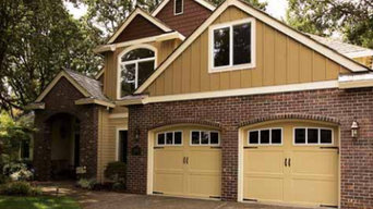 Garage Door Removal and replacement