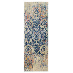 Contemporary Hall & Stair Runners by Kaleen Rugs