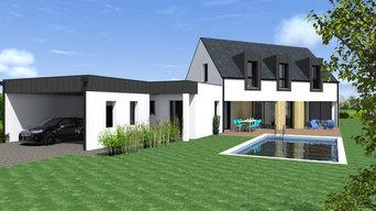 Maisons 3D