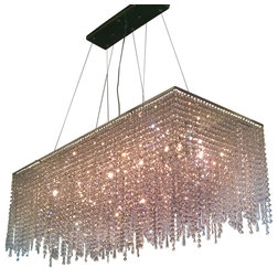 Contemporary Chandeliers by Tomia Crystal Chandeliers