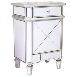 Transitional Nightstands And Bedside Tables by The Khazana Home Austin Furniture Store