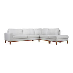 Deana Bumper Sectional, Right Facing